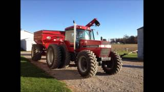 Rainmaker Farms Harvest Montage Movie 2014