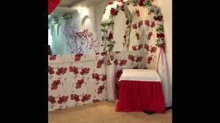 Коротко о свадьбе Кости и Екатерины в кафе Уют #ведущийвзапорожьеалександрсиденко