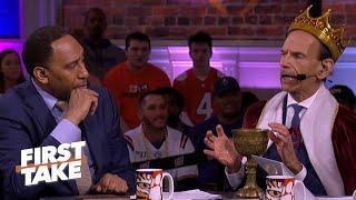 Dabo Swinney will be the new 'King of College Football' if Clemson wins - Paul Finebaum | First Take