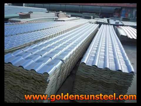 Galvanized Corrugated Steel Roofing Sheets,Corrugated Steel Roof Sheet