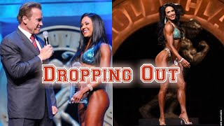 Why I'm NOT COMPETING at the Arnold Classic