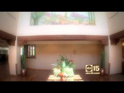 JW Marriott Camelback Inn Resort & Spa Resort Video