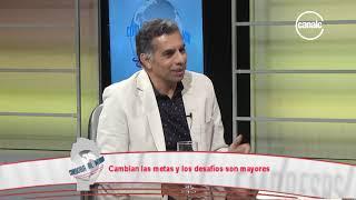 Edgardo Moreno: Cambian las metas y los desafíos son mayores