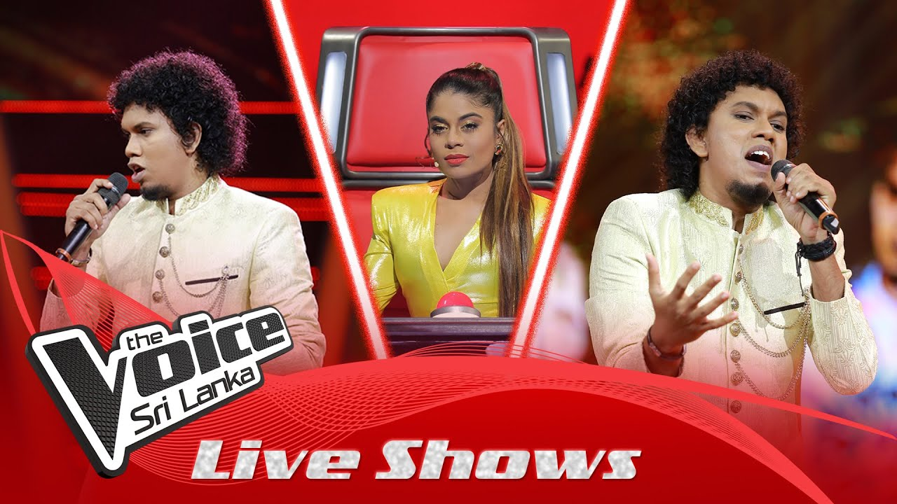 Download Pasan Udara | Ya Ali | Live Shows | The Voice Sri Lanka