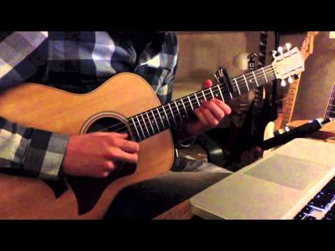 Andy McKee - Rylynn cover