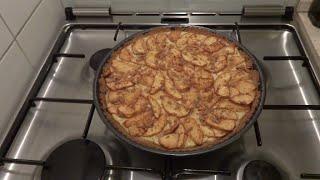 Apple And Vanilla Custard Pie / Jablečný Koláč S Vanilkovým Pudinkem (české Titulky)