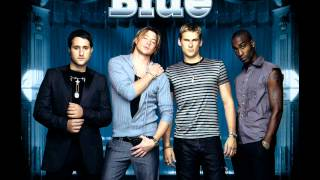 Blue - Curtain Falls