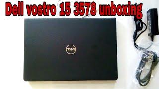 Dell Vostro 15 3000 core i5 8th Gen    Dell Vostro 3578    unboxing Best laptop under 45000