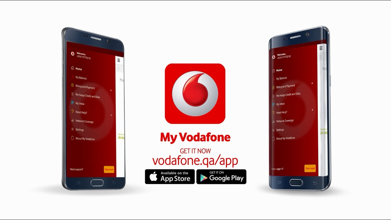 Mobile chat vodafone  Online Recharge  2019-05-08