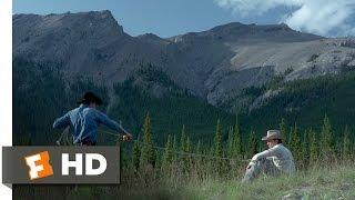 Brokeback mountain (4/10) movie clip - jack and ennis brawl (2005) hd
