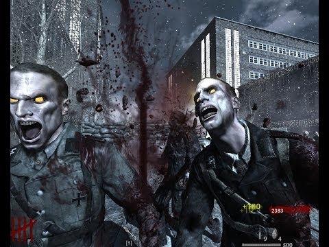 """CoD WaW Zombie Mod """"Sanatorium Wittenau"""""""