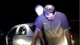 2012 Scary Cop Shot Point Blank At Traffic Stop Arkansas  Dash Cam Video Released