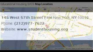Educational Housing SVCS Corporate Office Contact Information Thumbnail