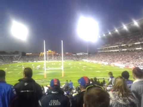Energy Australia Stadium Newcastle NSW