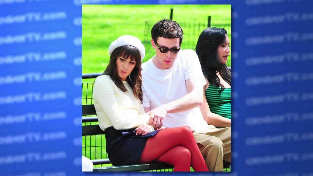 Lea michele og cory monteith dating 2010