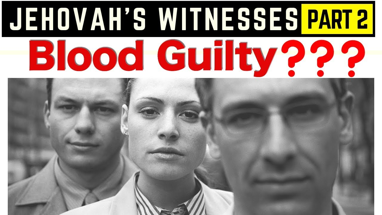 Jehovah's Witness: Blood Fractions and Transfusions - Part Two