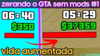 GTA p/ ANDROID - zerando sem mods #1