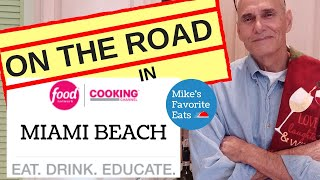 SOBEWFF MIAMI BEACH 2019