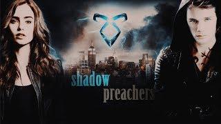 clary fray & daniel grigori | shadow preachers ᶜʳᵒˢˢᵒᵛᵉʳ