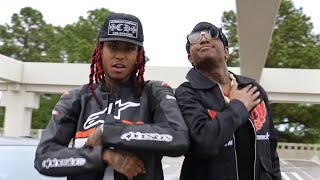 Lil Gnar - NEW BUGATTI ft. Ski Mask The Slump God, Chief Keef & DJ Scheme (Official Music Video)