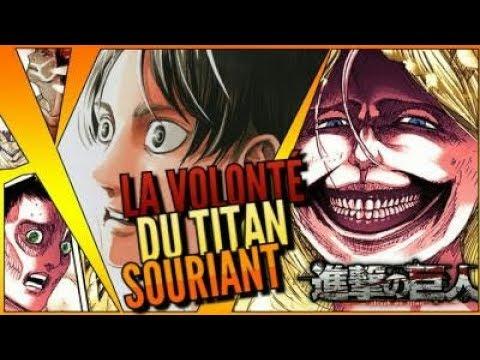 RETOUR DU TITAN SOURIANT ! REVIEW L'ATTAQUE DES TITANS CHAPITRE 96