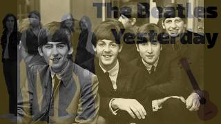 Tin Whistle-The Beatles Yesterday(With Tabs)