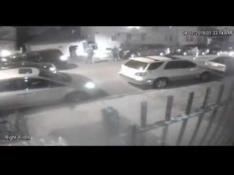 Tillman Surveillance Video