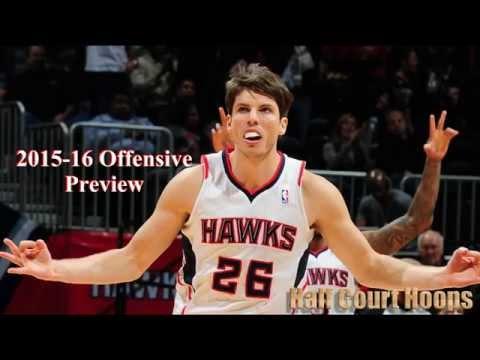 2015-16 NBA Offensive Preview: Atlanta Hawks