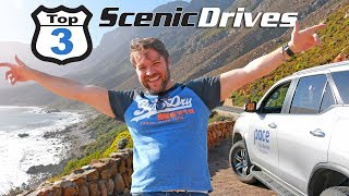 3 MOST SCENIC DRIVES in South Africa | Route 62, Clarence Drive, Swartberg Pass