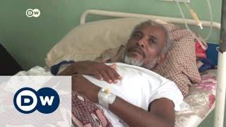 معاناة مرضى السرطان في اليمن في ظل نقصان الأدوية | الاخبار