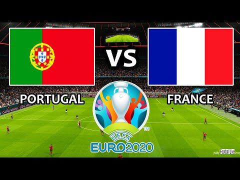 Download PES 2021 | Portugal vs France - EURO 2021 | Full Match & All Goals Amazing Comeback | Football Live