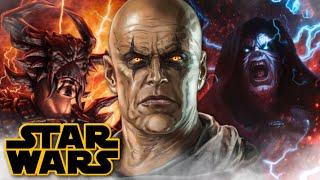 Die TOP 7 Mächtigsten Sith Lords in Star Wars!