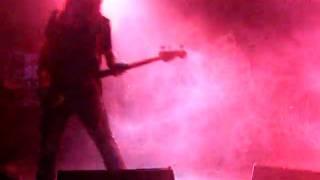 Viking Skull, Blackened Sunrise,  02/11/09, Wrexham, Central Station