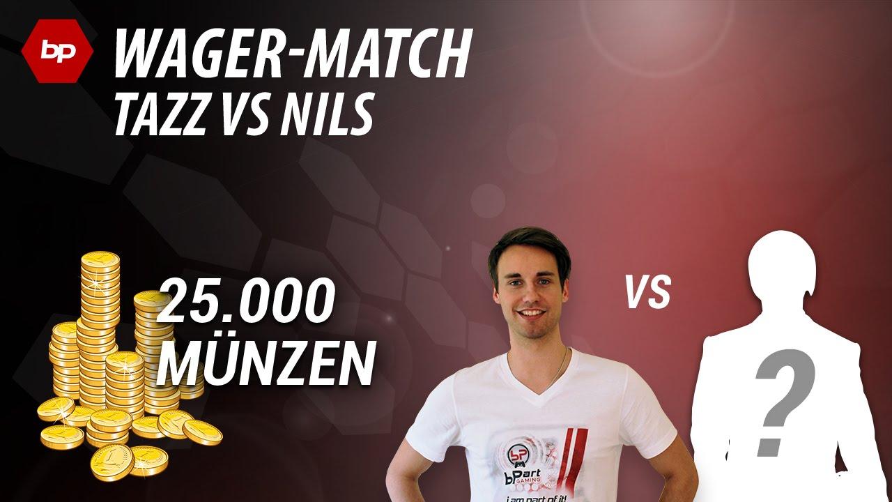 Fifa 15 Wager Match Um 25000 Münzen Gegen Nils Bpartgaming