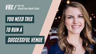 Online Coaching Business for Wedding Venues   Kristen Binford   The Venue RX   Season 1 EP #15