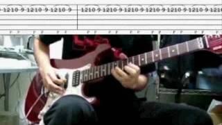 【ギター】God knows...【教えてみる】 Guitar tutorial thumbnail