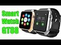 УМНЫЕ ЧАСЫ GT88 - Smart Watch GT88 - Старший брат GT08 - Aliexpress