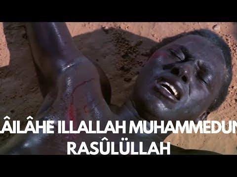 Çağrı Filmi - Hz.Bilal-i Habeşî'ye İşkence Yapılıyor