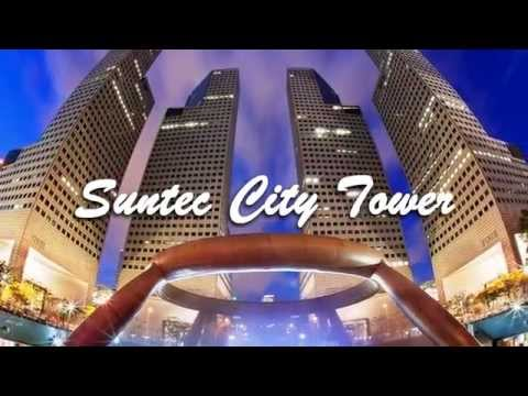 Suntec City Tower Singapore