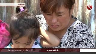 В Алматы мать и семеро детей живут на улице