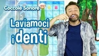 Laviamoci i Denti - Canzoni per bambini di Coccole Sonore feat. Stefano Fucili thumbnail