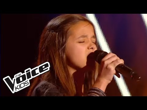 The Voice Kids 2015 | Eyma - On ira (Zaz) | Blind Audition