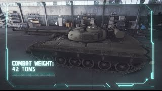 Armored Warfare - T-80 Main Battle Tank