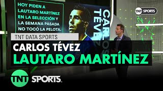 Carlos Tévez vs Lautaro Martínez