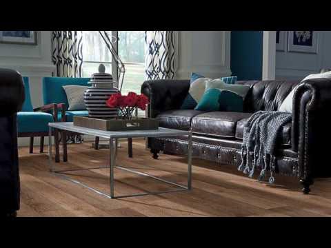 Shaw New Market and Urbanality Luxury Vinyl Flooring