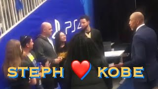 ? Stephen Curry wears Kobe jer…