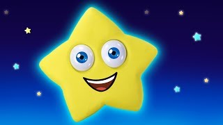 Twinkle Twinkle Little Star | Popular Nursery Rhymes Collection by Polly Olly