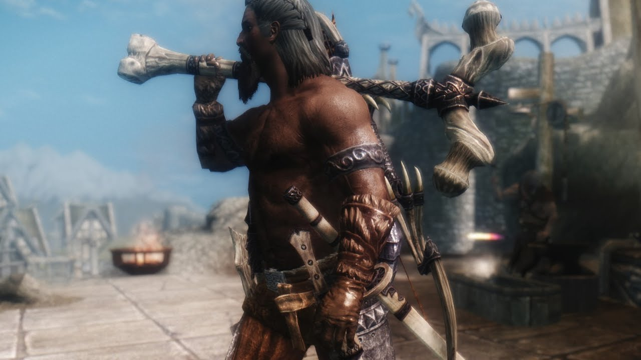 Skyrim Mod of the Day - Episode 130: Immersive Weapons