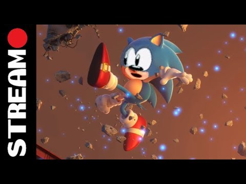 """STREAMING """"SONIC MANIA"""" - PART 2 (w/ Jegaomega and DementisXYZ)"""