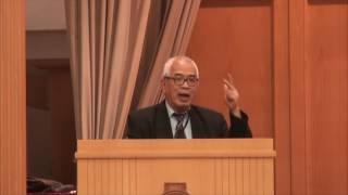 程翔:捍衛基本法、捍衛一國兩制〈聖保羅書院舊生論壇〉2016